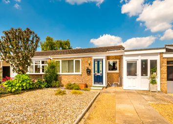 Thumbnail 2 bed semi-detached bungalow for sale in The Poplars, Bluntisham, Huntingdon