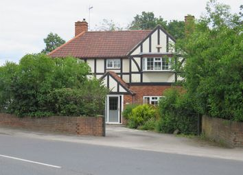 Thumbnail 4 bed detached house for sale in Strensall Road, Earswick, York