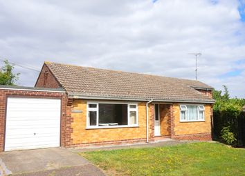 Thumbnail 3 bedroom detached bungalow for sale in The Street, Washbrook, Ipswich, Suffolk