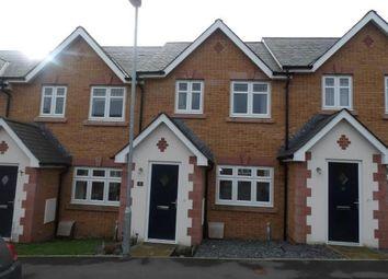 Thumbnail 2 bed terraced house for sale in Gwel Y Llan, Caernarfon, Gwynedd