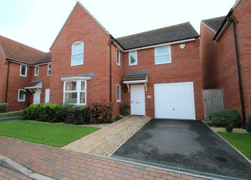 Thumbnail 4 bed detached house for sale in Fowen Close, Street