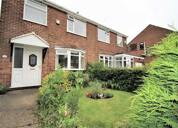 Thumbnail 3 bed semi-detached house for sale in Teesdale Drive, Leigh