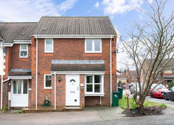 Thumbnail 1 bed end terrace house for sale in Lyon Close, Maidenbower, Crawley, West Sussex