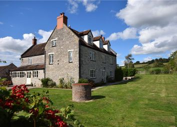 Thumbnail 5 bed detached house for sale in Withial, East Pennard, Shepton Mallet, Somerset