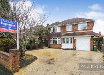 4 bed detached house to rent in Shaftesbury Avenue, Timperley, Altrincham WA15