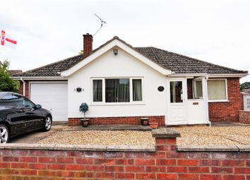 Thumbnail 2 bed detached bungalow for sale in Hillside, Brandon