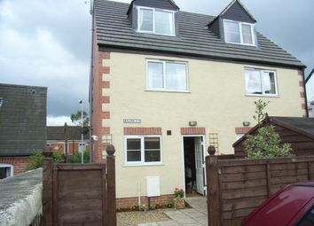 Thumbnail 3 bed semi-detached house to rent in Great Western Terrace, Yeovil, Somerset