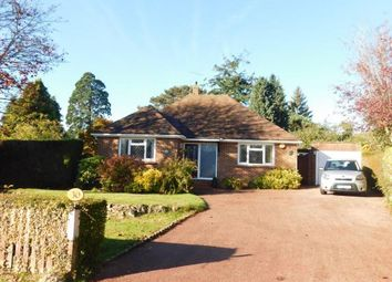 Thumbnail 3 bed bungalow for sale in Manor Rise, Bearsted, Maidstone, Kent