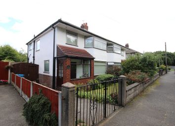 Thumbnail 3 bed semi-detached house for sale in Oak Road, Liverpool, Merseyside