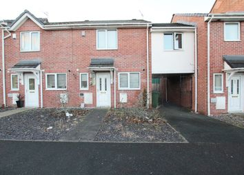 Thumbnail 2 bed terraced house for sale in Ravenhead Road, St Helens