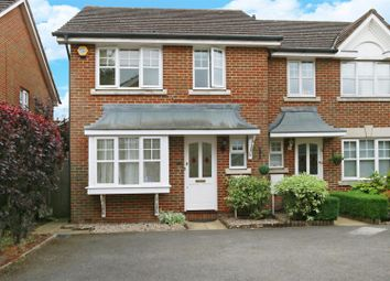 Thumbnail 3 bed end terrace house to rent in Wickets End, Shenley, Radlett