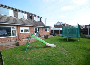 Thumbnail 5 bed semi-detached house for sale in Windermere Drive, Rainford, St. Helens