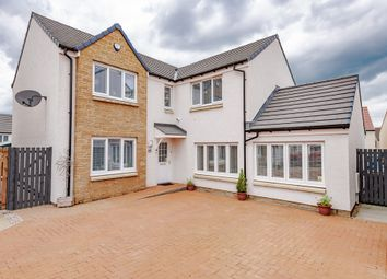 Thumbnail 5 bed detached house for sale in Cotland Drive, Falkirk