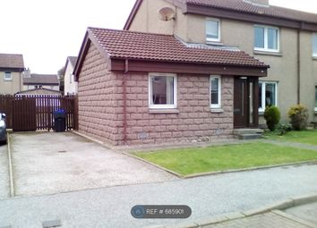Thumbnail 4 bedroom semi-detached house to rent in Farrochie Park, Stonehaven