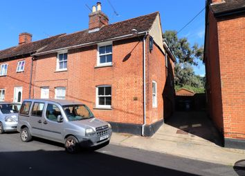 Thumbnail 2 bed end terrace house for sale in Benton Street, Hadleigh, Ipswich, Suffolk
