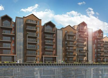 Thumbnail 1 bed flat for sale in Rivermill Lofts, Abbey Road, Barking, London