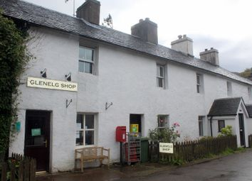 Thumbnail Retail premises for sale in Glenelg Village Shop, Glenelg, Kyle Of Lochalsh