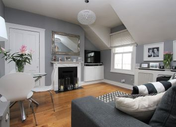 Thumbnail 2 bed flat for sale in Sandmere Road, Clapham