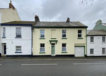 Thumbnail 4 bed terraced house for sale in Longbrook Street, Plympton, Plymouth