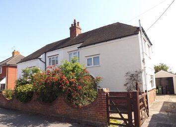 Thumbnail 2 bedroom semi-detached house for sale in Hamble, Southampton, Hampshire
