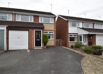 Thumbnail 3 bed property for sale in Longfellow Road, Worcester