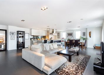 Thumbnail 3 bed flat for sale in Wharf Road, London