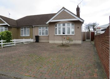 Thumbnail 2 bed semi-detached bungalow for sale in Chelmer Avenue, Rayleigh