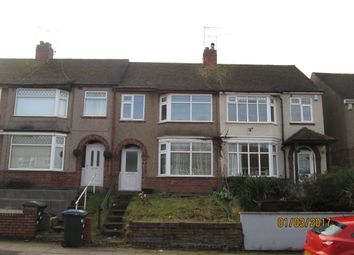 Thumbnail 3 bed terraced house to rent in Wyken Croft, Coventry