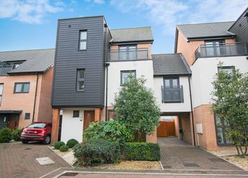 Thumbnail 5 bed semi-detached house for sale in Neath Farm Court, Cambridge