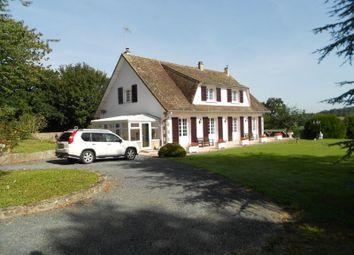 Thumbnail 4 bed detached house for sale in Neufmesnil, Basse-Normandie, 50250, France
