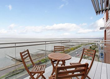 Thumbnail 3 bed flat for sale in Apartment The Shore, 22-23 The Leas, Westcliff-On-Sea