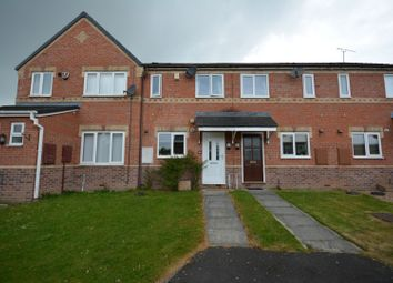 Thumbnail 2 bed mews house for sale in Farmer Close, Crewe
