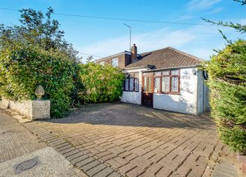 Thumbnail 2 bed semi-detached bungalow for sale in Herbert Road, Sompting, Lancing