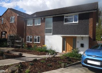 Thumbnail 4 bed detached house to rent in York Road, Cheam