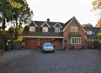 5 bed detached house for sale in Handford Lane, Yateley GU46