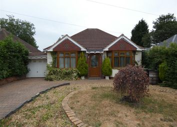Thumbnail 2 bed detached bungalow for sale in Cooks Lane, Kingshurst, Birmingham