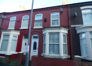 Thumbnail 2 bed terraced house for sale in Gwladys Street, Liverpool, Merseyside, Uk