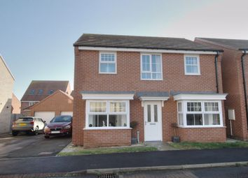 Thumbnail 4 bed detached house for sale in Ponteland Square, Crofton Grange Estate, Blyth