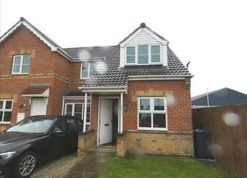 Thumbnail 3 bed semi-detached house to rent in Herriot Walk, Scunthorpe