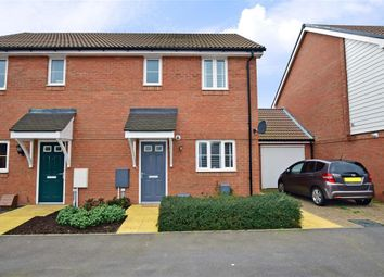 2 bed semi-detached house for sale in Navigation Drive, Yapton, Arundel, West Sussex BN18