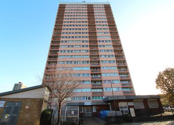 Thumbnail 1 bed flat for sale in Clare House, Hawthorn Avenue, Bow