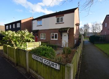 Thumbnail 2 bed semi-detached house to rent in Centre Court, Derby