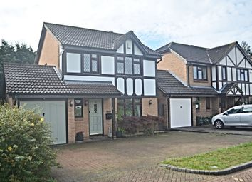 Thumbnail 3 bed detached house for sale in Beckford Drive, Petts Wood, Orpington