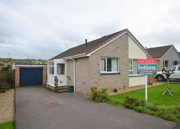 Thumbnail 3 bed detached bungalow for sale in Leofric Road, Tiverton