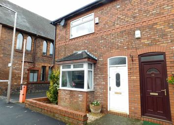 Thumbnail 2 bedroom end terrace house for sale in Thomson Street, Edgeley, Stockport
