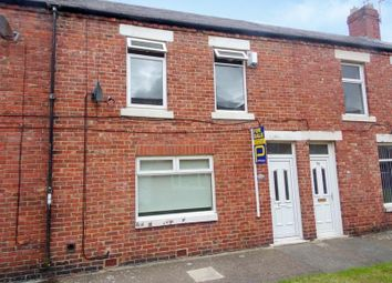 Thumbnail 4 bedroom terraced house for sale in Charles Avenue, Shiremoor, Newcastle Upon Tyne