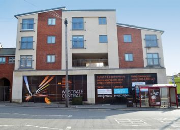 Thumbnail 2 bed flat to rent in Westgate Central, 117 Westgate, Wakefield