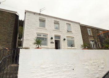 Thumbnail 3 bed detached house for sale in Glyn Street, Ogmore Vale, Bridgend