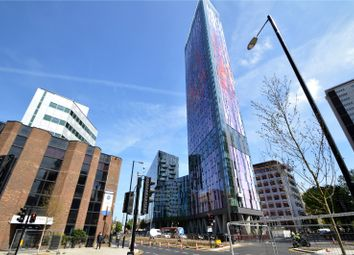 Thumbnail 1 bed flat to rent in Pinnacle Apartments, 11 Saffron Central Square, Croydon
