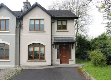Thumbnail 3 bed semi-detached house for sale in 21 Gleann Cora, Ballycar Road, Newmarket On Fergus, Clare